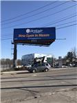 GSC Green Sign Company 610E Sign Series Electronic Message Billboard Repair Newport KY
