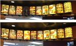 Green Sign Company Interior lighting repair Taco Bell Greensburg IN